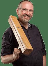 Oliver Freymark - Schreinermeister - Stauraumzauberer